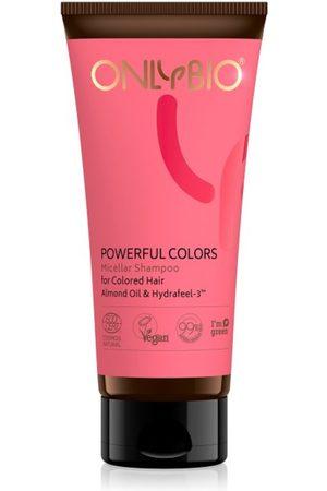 OnlyBio Micelární šampon na barvené vlasy Powerful Colors (200 ml)