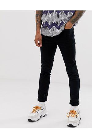 Topman Skinny jeans in black