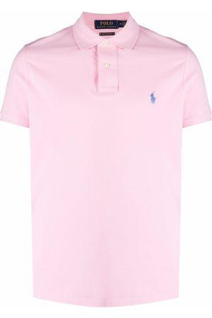 Polo Ralph Lauren Muži S krátkým rukávem - Embroidered-logo short-sleeved polo shirt