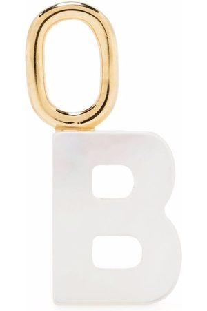 Maria Black Lucid Letter B charm