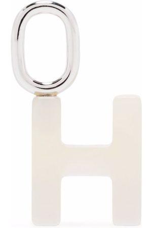 Maria Black Lucid Letter H charm