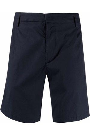 Dondup Muži Bermudy - Straight-cut chino shorts