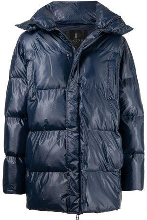 Rains Muži Péřové bundy - Quilted puffer jacket