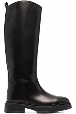 12 STOREEZ Ženy Nad kolena - Knee-length boots