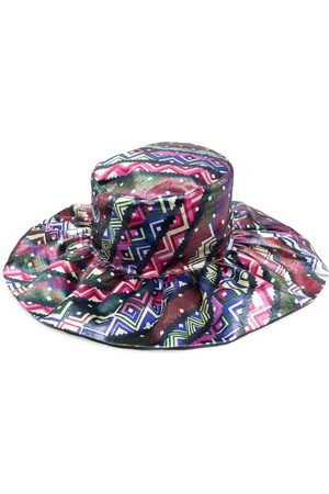 M Missoni Ženy Klobouky - All-over print hat