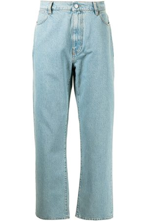 McQ Muži Rovné nohavice - Fantasma relaxed-fit jeans