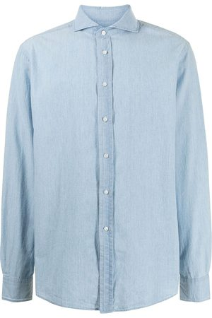 Polo Ralph Lauren Cutaway collar denim shirt