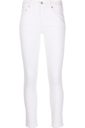 Citizens of Humanity Ženy S vysokým pasem - Rocket high-waisted skinny jeans