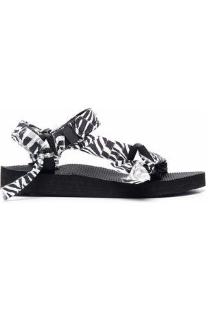 Arizona Love Ženy Bez podpadku - Trekky bandana flat sandals