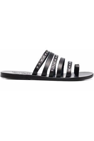 Ancient Greek Sandals Niki crystal-studded sandals