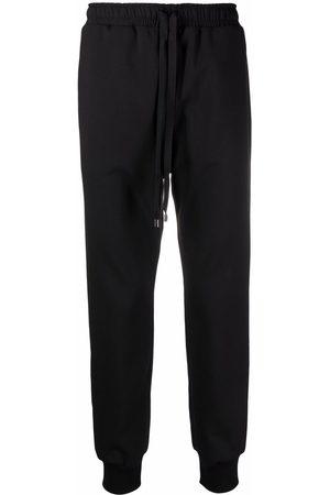 Alchemy Úzké nohavice - Drawstring slim-fit track pants