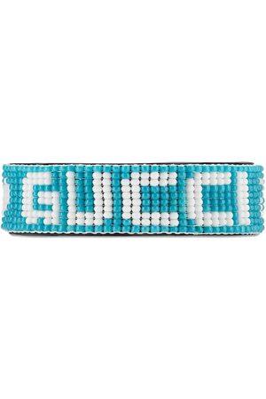 Gucci Ženy Náramky - Logo beaded bracelet