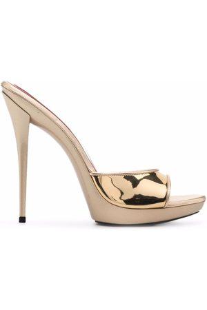 Maison Ernest Passion mule sandals