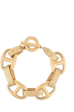 Givenchy Pre-Owned Ženy Náramky - 1980s chain-link bracelet