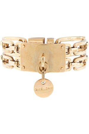 Givenchy Pre-Owned Logo-charm bracelet