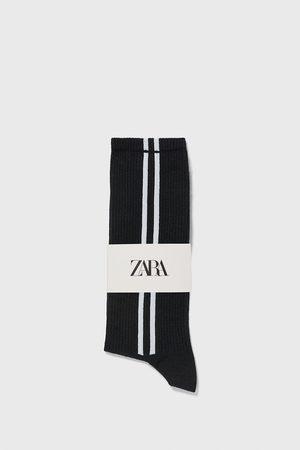 Zara Ponožky s postranními pruhy