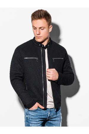 Ombre Clothing Pánská jarní bunda C461