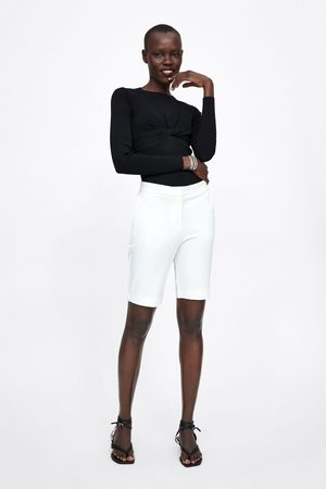 Zara Bermudy tailored