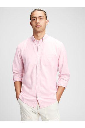 GAP Pánská košile oxford shirt in standard fit