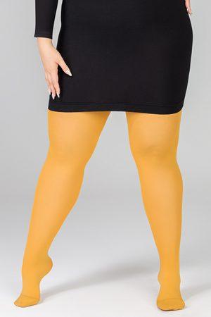 MONA QUEEN Punčochové kalhoty Plus Size Margaret 50 DEN