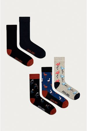 Jack & Jones Muži Ponožky - Ponožky (5-pack)