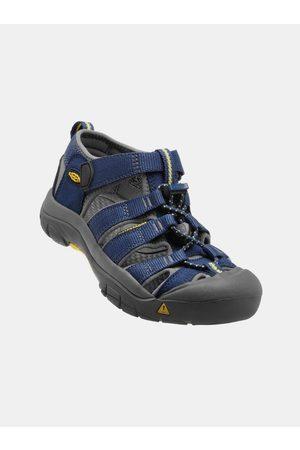 Keen Tmavě modré dětské sandály