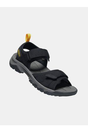 Keen Černé pánské sandály