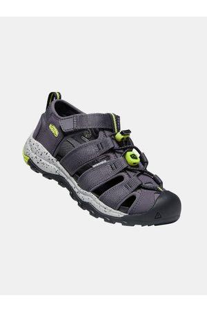 Keen Šedé dětské sandály