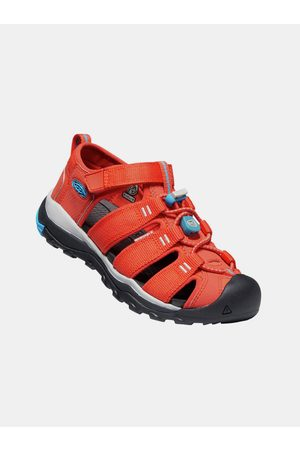 Keen Oranžové dětské sandály
