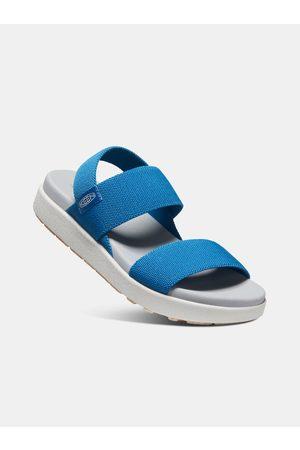 Keen Modré dámské sandály
