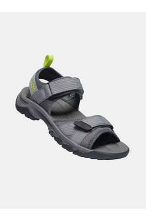 Keen Muži Sandály - Šedé pánské sandály
