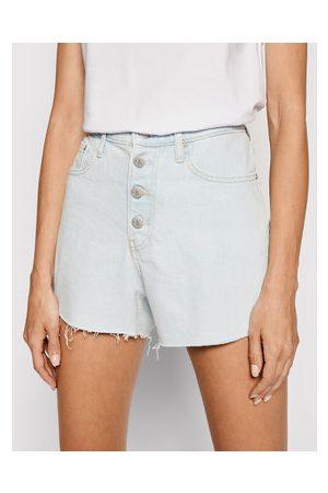 Calvin Klein Ženy Šortky - Džínové šortky