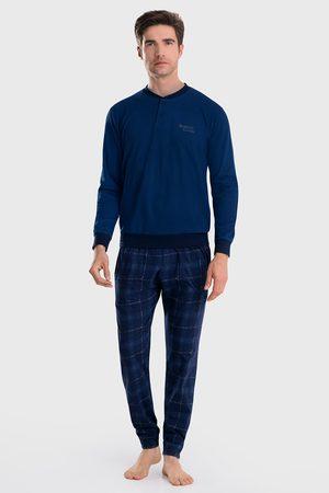 Enrico coveri Modré pyžamo Radley