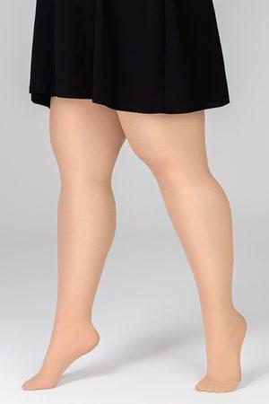 MONA QUEEN Punčochové kalhoty Plus Size Sofia 40 DEN