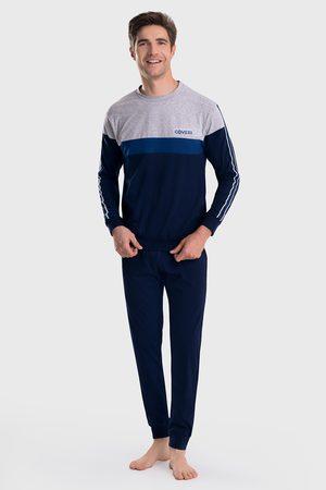 Enrico coveri Modré pyžamo Austin