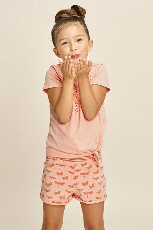 Charlie Choe Dívky Pyžama - Dívčí pyžamo Time flies