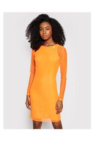 Calvin Klein Jeans Ženy Letní - Letní šaty