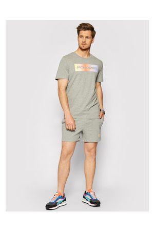 Jack&Jones Muži Trička - Sada tričko a sportovní šortky