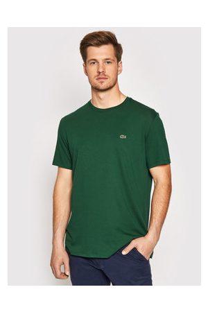 Lacoste Muži S límečkem - T-Shirt