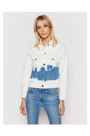 Trussardi Ženy Džínové bundy - Jeansová bunda