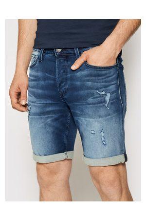 JACK & JONES Džínové šortky