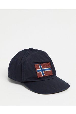 Napapijri Fontan cap in black