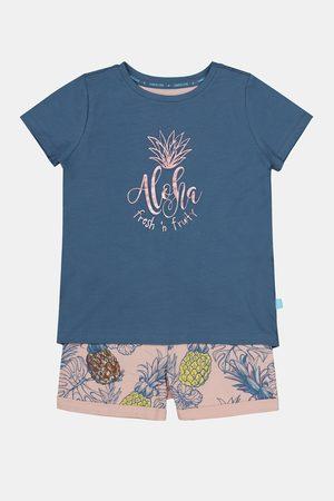 Charlie Choe Dívčí pyžamo Aloha Pineapple