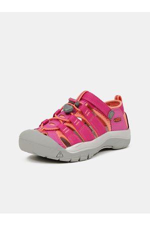 Keen Dívky Sandály - Růžové holčičí sandály