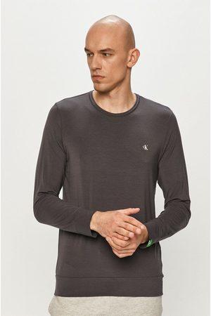 Calvin Klein Muži S dlouhým rukávem - Tričko s dlouhým rukávem