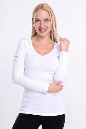 Cotonella Ženy S dlouhým rukávem - Dámské triko Garzato s dlouhým rukávem