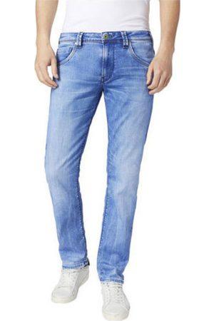 Pepe Jeans Muži Džíny - Pánské světlé modré džíny Zinc