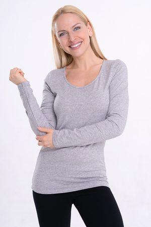 COTONELLA Ženy S dlouhým rukávem - Dámské triko Lunga s dlouhým rukávem