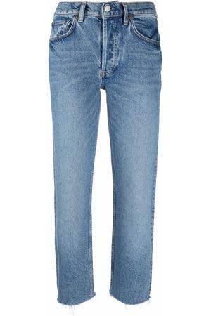 Boyish Jeans Mid-rise slim-leg jeans