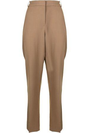 Viktoria & Woods Ženy Společenské - Slim-cut tailored trousers